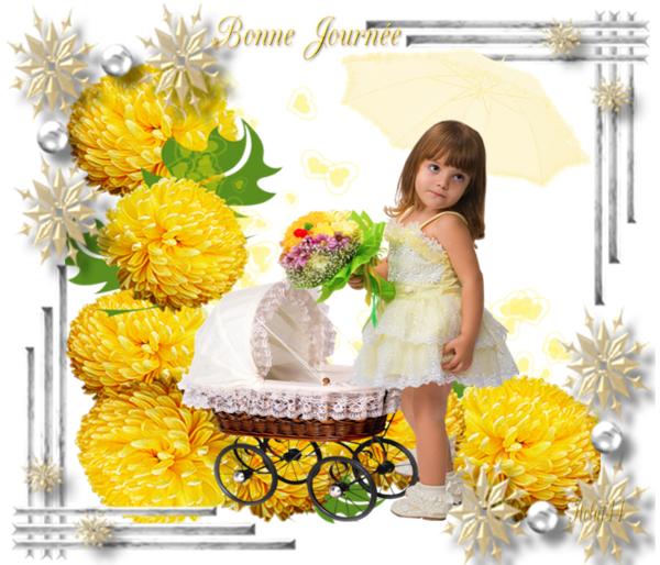Bonne et belle journée mes amies & amis
