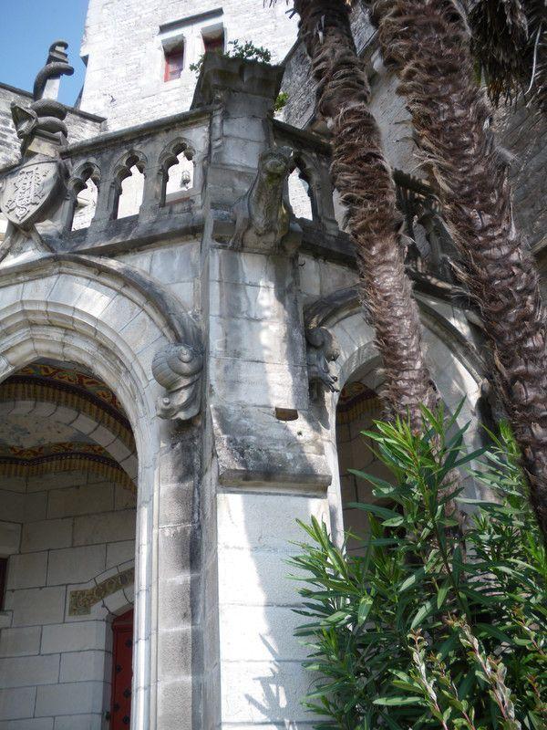Château d'Abbadia Hendaye dans le Pays Basque 3cb57395