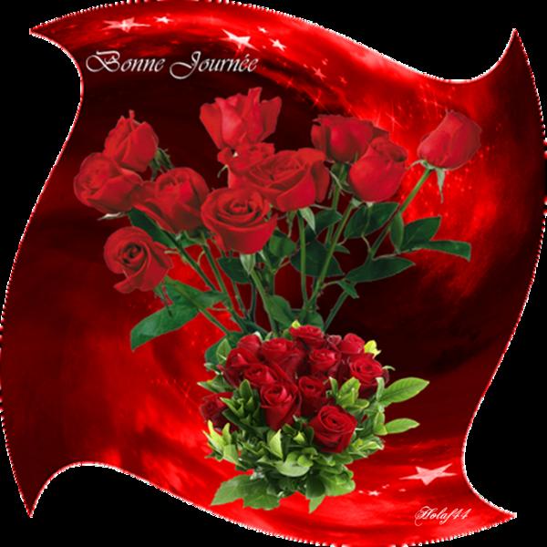 Bonne journée mes amies et amis