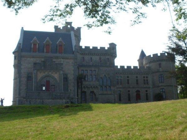 Château d'Abbadia Hendaye dans le Pays Basque 4eb5d14d