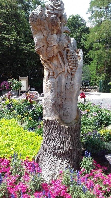Parc Terra Botanica à Angers dans le Maine & Loire