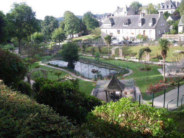 Mes photos de dinan for Jardin du val de saone