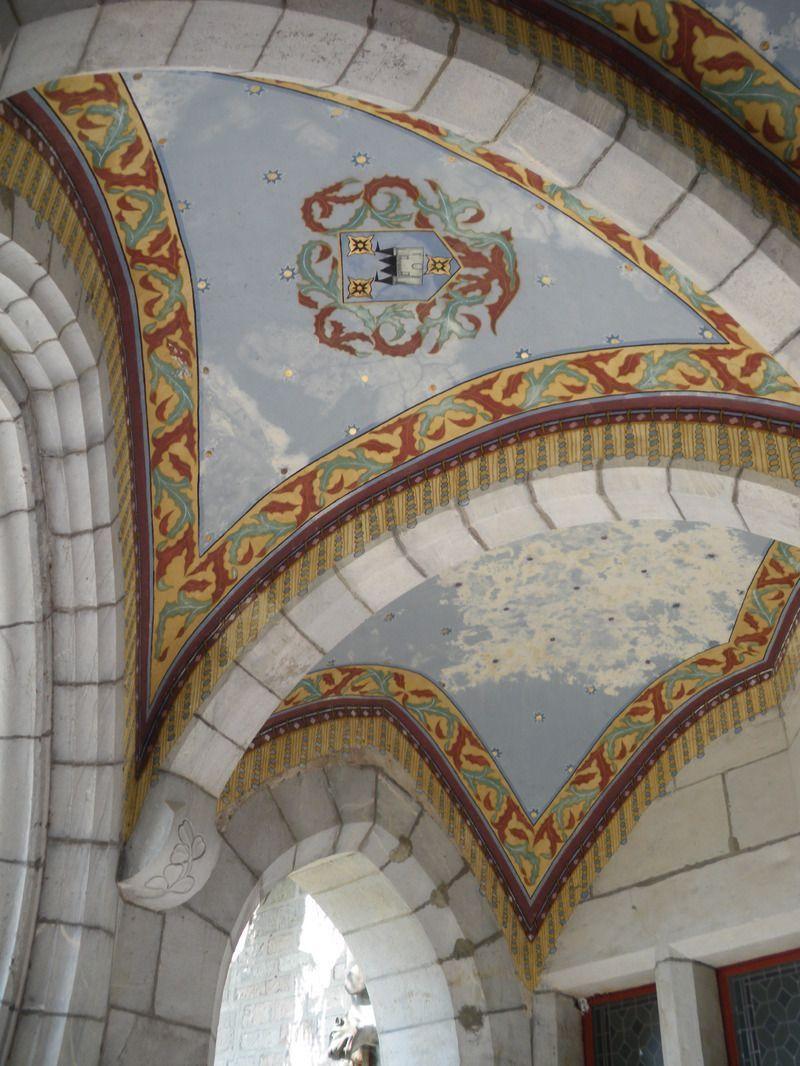 Château d'Abbadia Hendaye dans le Pays Basque IMGP0138