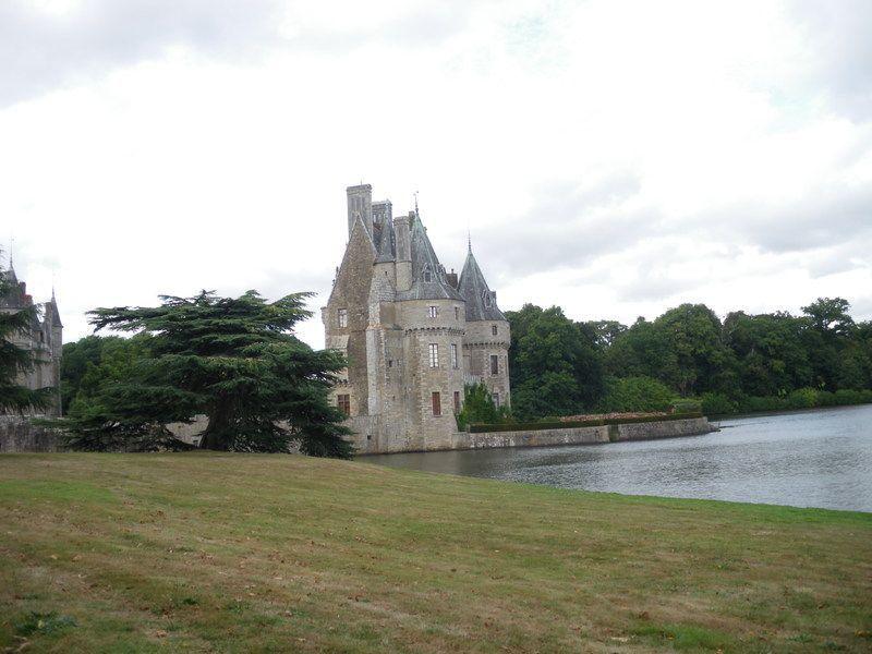 Château de la Bretesche en Loire Atlantique IMGP0482