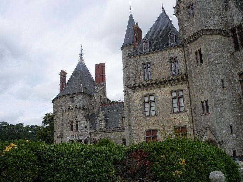 Château de la Bretesche en Loire Atlantique IMGP0508