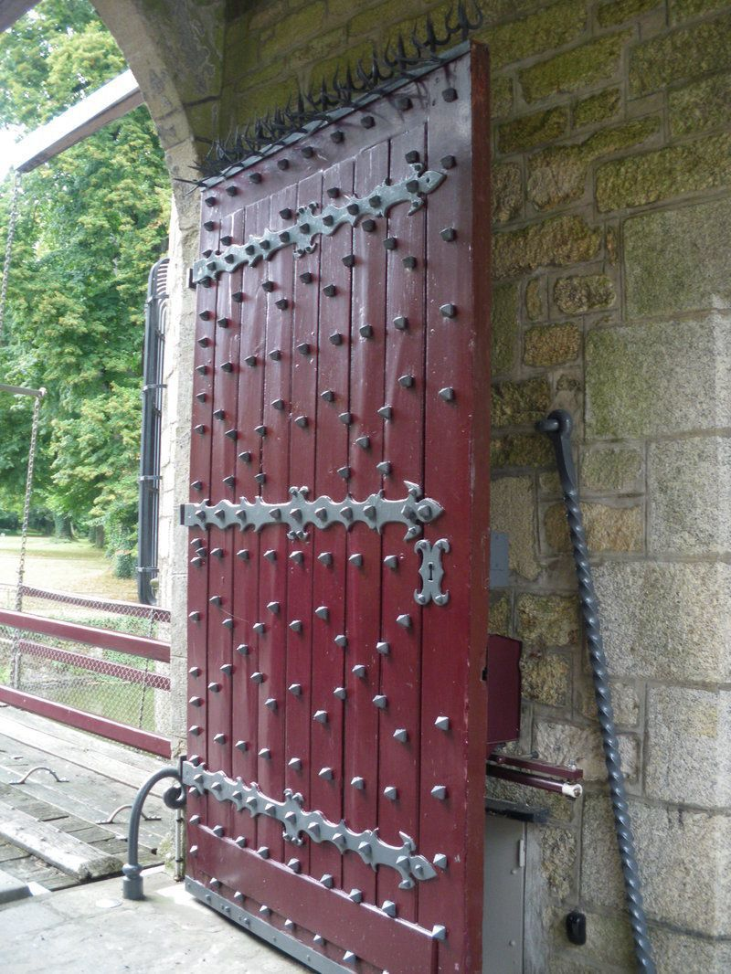 Château de la Bretesche en Loire Atlantique IMGP0510