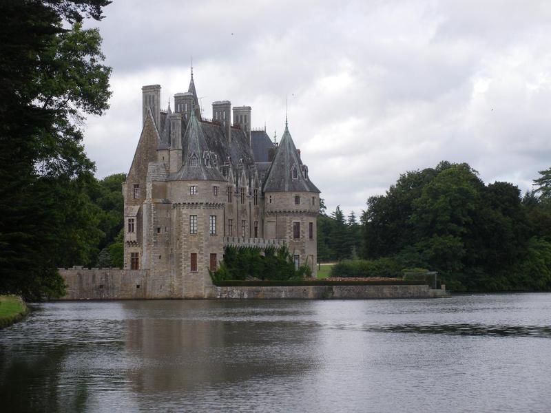 Château de la Bretesche en Loire Atlantique IMGP0529