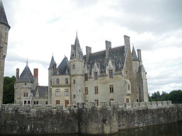Château de la Bretesche en Loire Atlantique B4916627