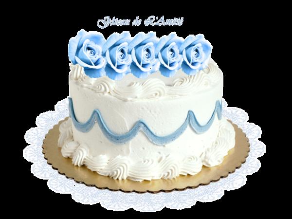 Le Gâteau de l'Amitié