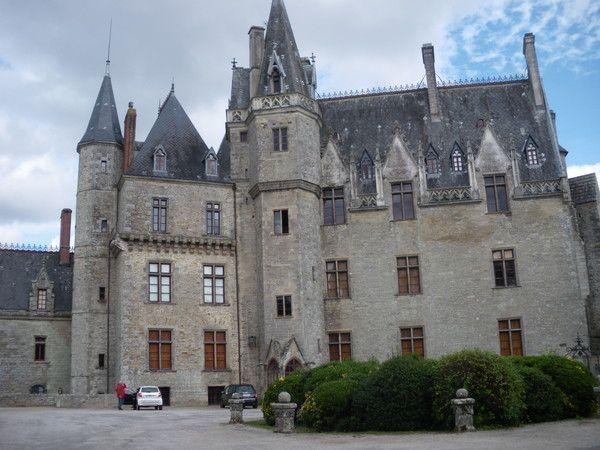 Château de la Bretesche en Loire Atlantique D975154e
