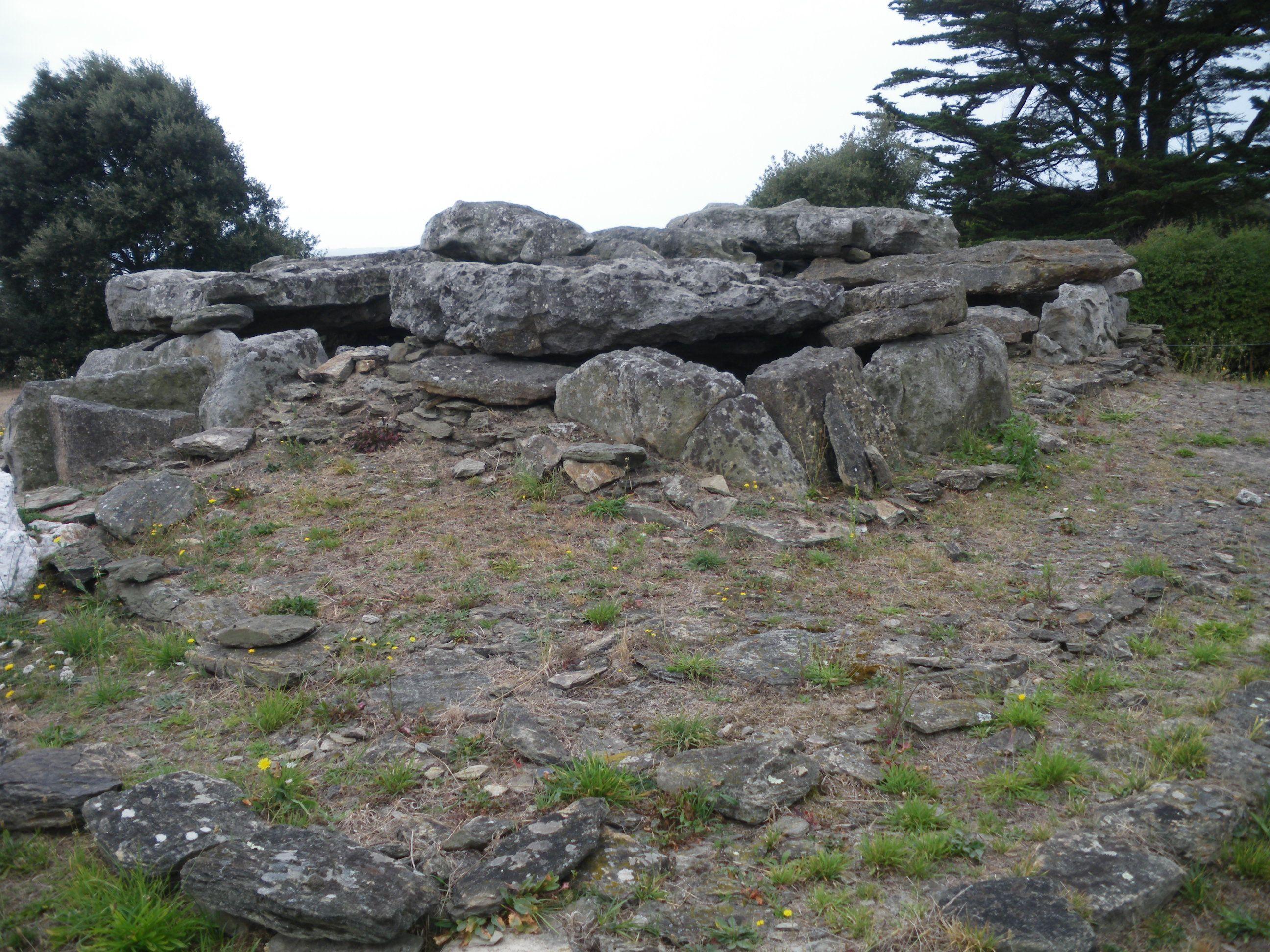 Dolmen de la joseli re pornic loire atlantique for Garage ad loire atlantique
