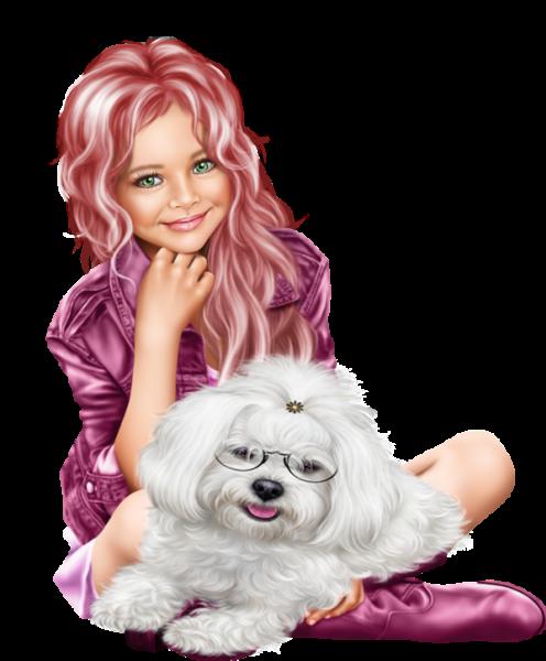 violette_avec_chien_lunette_1